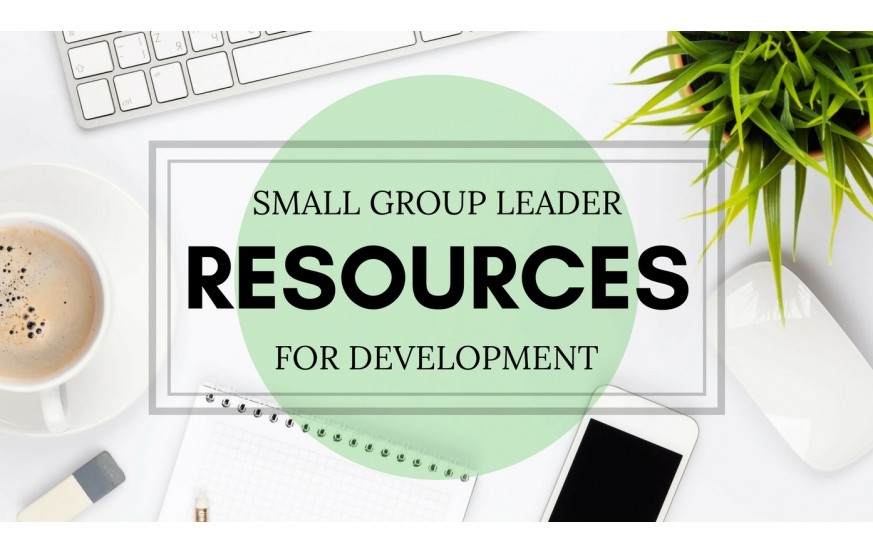 Group Leader Resources