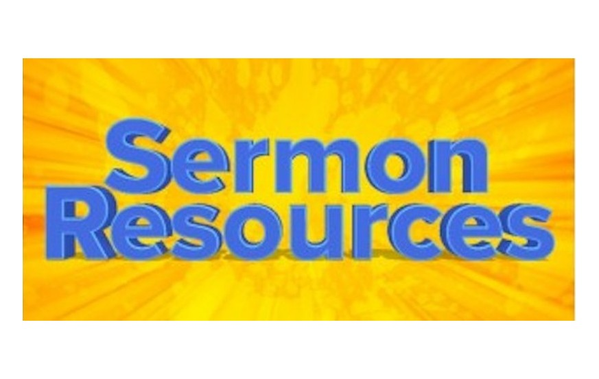 Resources Sermon